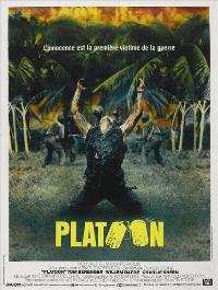 Platoon - 11 x 17 Movie Poster - French Style A