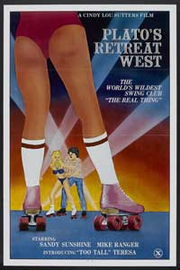 Plato's Retreat West - 11 x 17 Movie Poster - Style B