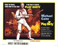 Play Dirty - 11 x 14 Movie Poster - Style A