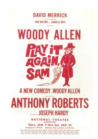 Play It Again Sam (Broadway) - 14 x 22 Poster - Style A