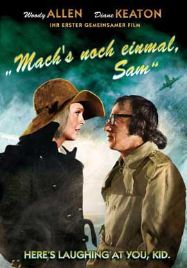 Play It Again, Sam - 27 x 40 Movie Poster - German Style A