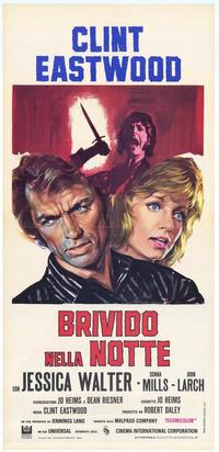 Play Misty for Me - 11 x 17 Movie Poster - Italian Style A