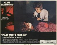 Play Misty for Me - 11 x 14 Movie Poster - Style C