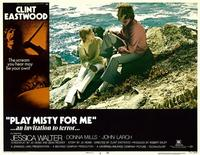 Play Misty for Me - 11 x 14 Movie Poster - Style E