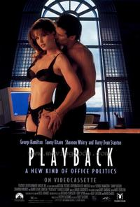 Playback - 27 x 40 Movie Poster - Style A