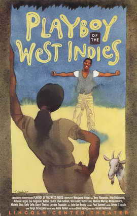 Playboy of the West Indies (Broadway) - 11 x 17 Poster - Style A
