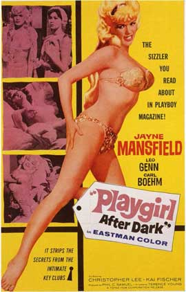 Playgirl After Dark - 11 x 17 Movie Poster - Style A