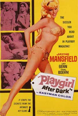 Playgirl After Dark - 27 x 40 Movie Poster - Style A