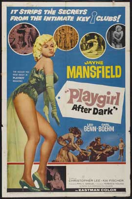 Playgirl After Dark - 11 x 17 Movie Poster - Style C