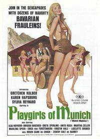Playgirls of Munich - 43 x 62 Movie Poster - Bus Shelter Style A