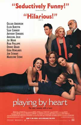 Playing by Heart - 11 x 17 Movie Poster - Style B
