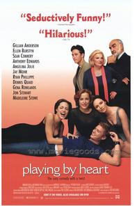 Playing by Heart - 27 x 40 Movie Poster - Style B