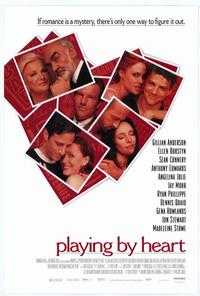Playing by Heart - 27 x 40 Movie Poster - Style A