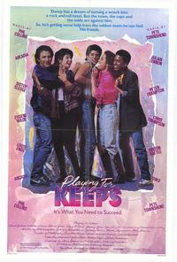 Playing for Keeps - 11 x 17 Movie Poster - Style A