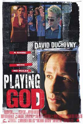 Playing God - 11 x 17 Movie Poster - Style B