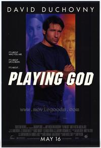 Playing God - 27 x 40 Movie Poster - Style A