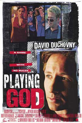 Playing God - 27 x 40 Movie Poster - Style B