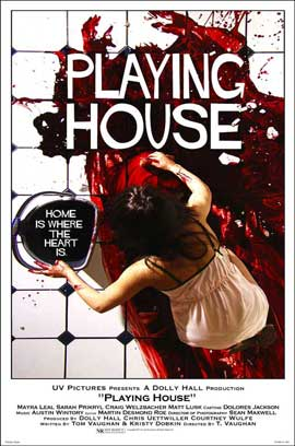 Playing House - 11 x 17 Movie Poster - Style A
