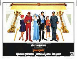 Plaza Suite - 11 x 14 Movie Poster - Style A