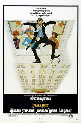 Plaza Suite - 11 x 17 Movie Poster - Style A