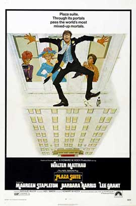 Plaza Suite - 27 x 40 Movie Poster - Style A