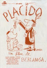Pl�cido - 11 x 17 Movie Poster - Spanish Style A