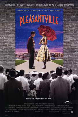 Pleasantville - 11 x 17 Movie Poster - Style A