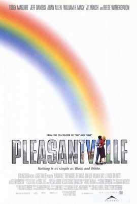 Pleasantville - 11 x 17 Movie Poster - Style B
