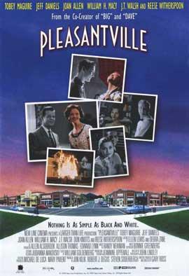 Pleasantville - 11 x 17 Movie Poster - Style C