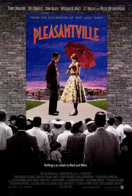 Pleasantville - 27 x 40 Movie Poster - Style A