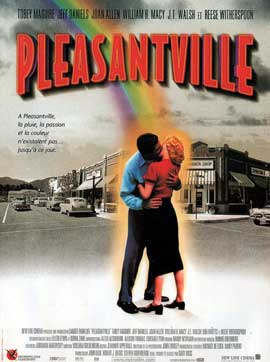 Pleasantville - 11 x 17 Movie Poster - French Style A
