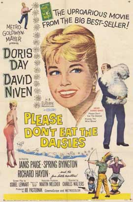 Please Don't Eat the Daisies - 11 x 17 Movie Poster - Style A
