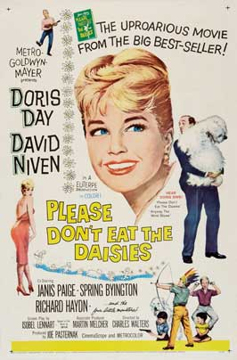 Please Don't Eat the Daisies - 11 x 17 Movie Poster - Style C