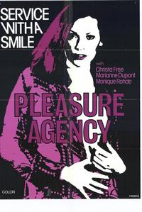 Pleasure Agency - 11 x 17 Movie Poster - Style A