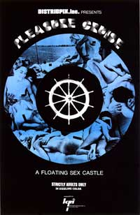 Pleasure Cruise - 27 x 40 Movie Poster - Style A