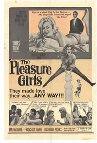 Pleasure Girls - 11 x 17 Movie Poster - Style A