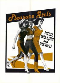 Pleasure Girls - 27 x 40 Movie Poster - Style A