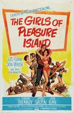 Pleasure Island - 11 x 17 Movie Poster - Style A