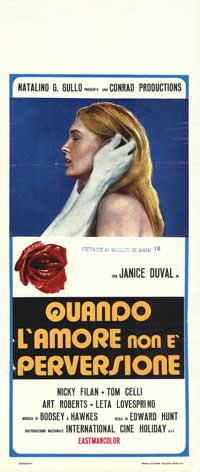 Pleasure Palace - 13 x 28 Movie Poster - Italian Style A