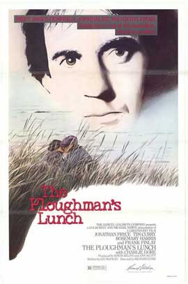 The Ploughman's Lunch - 27 x 40 Movie Poster - Style A