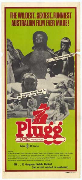 Plugg - 11 x 17 Movie Poster - Style A