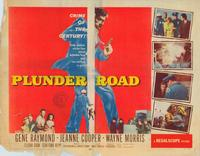 Plunder Road - 43 x 62 Movie Poster - Bus Shelter Style A