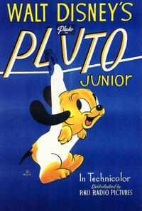 Pluto Junior - 27 x 40 Movie Poster - Style A