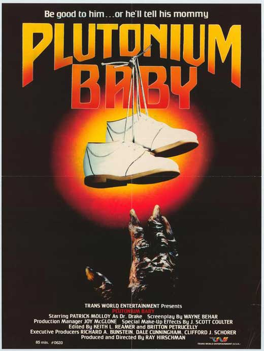 Plutonium Baby movie