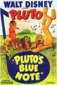 Pluto's Blue Note - 43 x 62 Movie Poster - Bus Shelter Style A