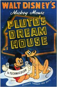 Pluto's Dream House - 43 x 62 Movie Poster - Bus Shelter Style A