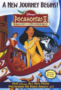 Pocahontas II: Journey to a New World - 27 x 40 Movie Poster - Style A