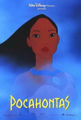 Pocahontas - 27 x 40 Movie Poster - Style A