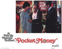 Pocket Money - 11 x 14 Movie Poster - Style D