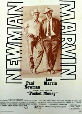 Pocket Money - 11 x 17 Movie Poster - Style A